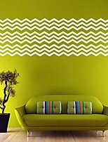 AYA™ DIY Wall Stickers Wall Decals, Wavy Pattern PVC Wall Stickers