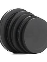 Metal Lens Filter Front Rear Cap Protective Portable Box 52/55/58/62/67mm