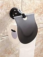 Soporte para Papel Higiénico / Gadget para Baño,Contemporáneo Bronce con Baño en Aceite Montura en Pared
