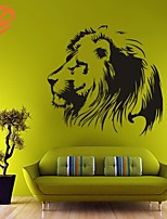 AYA™ DIY Wall Stickers Wall Decals, Lion PVC Wall Stickers