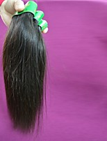 new 7a quality indian virgin hair straight indian remy human hair mixed length 300g lot natural color can change color