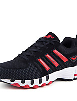 Men's Shoes Casual/Outdoor/Runing Fashion Sneakers Shoes Black red/Black bule/Black Light blue/Black gray