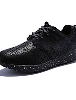 Men's Shoes Casual/Travel/Runing Microfiber Leather Fashion Sneakers Shoes Black/Red/Gray