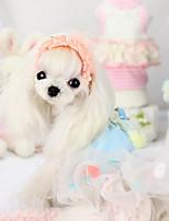 Dog Coat Blue / Pink / Yellow Summer Fashion