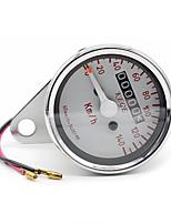 retroilluminazione a LED contagiri contachilometri 2 in 1 per 12v moto