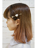 Alloy Hairpins Daily / Casual 1pc