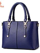 M.Plus® Women's Fashion Casual PU Leather Messenger Shoulder Bag/Tote