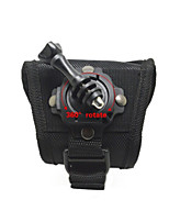 360-degree Rotation HQS Creative Glove-style Mount with Screw for GoPro Hero 4/3+/3/2/1 Size(L) 11cm W x 45cm L