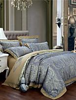mode luxe beddengoed set edele en elegante dekbed eerbetoon zijde beddengoed huishoudtextiel queen king size
