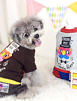 Dog Coat Gray / Coffee Winter Fashion
