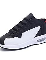 Zapatos Running Microfibra Negro / Rojo / Blanco / Negro y Blanco Hombre