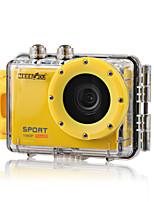 MEEE GOU MEE3 Sports Camera 1.5 12MP 1920 x 1080 / 3264 x 2448 60fps No +2 CMOS 32 GB H.264 English Single Shot 30 M ConvenientDive /