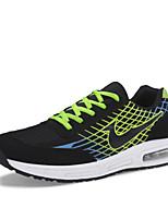 Scarpe Sneakers Da uomo Tulle Nero / Blu / Grigio