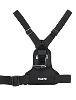 1 Accessoires GoPro Avec Bretelles Pour Sports DV / Tous / SJCAM / Xiaoyi / ThiEYE i30 / ThiEYE i60 Ajustable / Séchage rapide / Pratique
