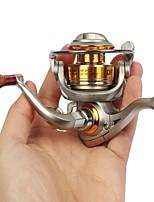 Spinning Reel 5.2:1 5BB Mini Full Metal  Fishing Reel Mini Water Wheel Left/Right Interchangeable Carp Reels