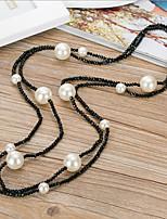 Gioielli Set Per donna Cristallo / Perle false Perle false