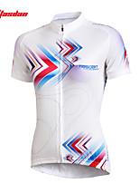 Tasdan Women's Cycling Clothing Cycling Jerseys Short Sleeve