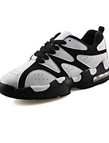 Men's Shoes Casual/Athletic/Runing Fashion Sneaker Air cushion Tulle Shoes Red/Black white/White