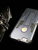 For iPhone 6 Plus Case Shockproof / with Stand Case Back Cover Case Armor Hard PC iPhone 6s Plus/6 Plus