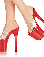 Women's Shoes Sexy  Round Toe Stiletto Heel  sandals  Heel Height 20cm (More Colors)