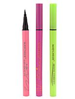 Eyeliner Crayons Humide / Mat Cils courbés / Longue Durée Multicolore Yeux 1 1 Make Up For You