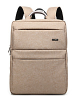 impermeável unisex laptop mochila mochila mochila saco de viagem escola mochila de 15,6 polegadas para MacBook / dell / hp, etc