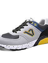 Men's Shoes Travel/Athletic/Casual Suede Leather Fashion Casual Sport Shoes Black/Gray/Bule/Red