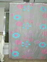 Luxury Shower Curtains PEVA W72