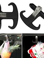 ziqiao voiture arrière crochet de corne de couvercle pour volkswagen jetta bora mk4 mk5 mk6 cc passat b6 B7L skoda octavia accessoires de