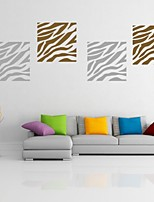 AYA™ DIY Wall Stickers Wall Decals, Zebra Pattern PVC Wall Stickers
