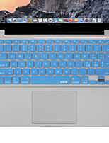 XSKN Italian Language Keyboard Cover Silicone Skin for Macbook Air/Macbook Pro 13 15 17 Inch US/EU version