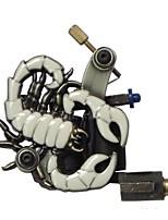 1 PCS BaseKey Scorpion A909A  Tattoo Gun Random Style(color)