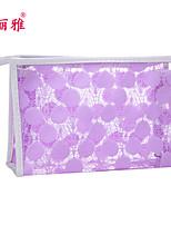 Rangement pour Maquillage Trousse à Cosmétiques / Rangement pour Maquillage PVC Lace Carré 23x7x15cm Noir / Rouge / Violet / Rose