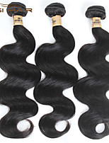 3 Bundles 7A Body Wave Unprocessed Brazilian Virgin Remy Hair Weave Body Wave Top Quality Remy Human Hair Weaves
