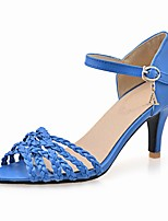 Women's Shoes  Stiletto Heel Heels / Peep Toe / D'Orsay & Two-Piece / Pointed Toe Sandals Wedding / Party & Even