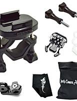 1 set Acessórios GoProMontagem / Case Protectora / Bolsas / Parafuso / Ferramentas de Limpeza / Boje / Acessório Kit / Suporte Com Garra