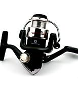 5 Ball Bearings Spinning Reels Gear Ratio 5.2:1 Exchangable hand Spinning Fishing Reel PHD05 Random Colors