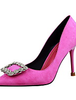 Women's Shoes AmiGirl 2016 New Style Hot Sale Wedding/Party/Dress Fuchsia/Red/Pink/Black/Gray Stiletto Heels