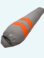 Sleeping Bag Mummy Bag Single -15℃ Duck Down 1500g 215X80 Traveling KEEP WARM LANGYA