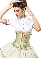 Europe and the United States Court Court body bone VEST corselet clothes waist and abdomen waist training