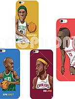 Für iPhone 6 Hülle iPhone 6 Plus Hülle Hüllen Cover Muster Rückseitenabdeckung Hülle Zeichentrick Weich TPU füriPhone 6s Plus iPhone 6