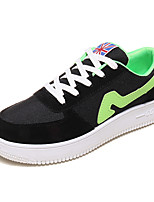 Men's Shoes Outdoor / Athletic / Casual Fashion Sneakers Black / Blue / Green