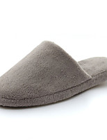 Men's Shoes Casual Cotton Slippers Blue / Gray / Khaki