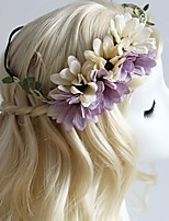 Women's Fabric Headpiece - Wedding / Special Occasion / Casual / Outdoor Headbands 1 Piece
