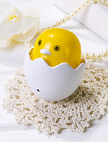 Lovely Yellow Duck Egg Smart Light Controlled Emergency LED Night Light for Kids Room Home Decoration