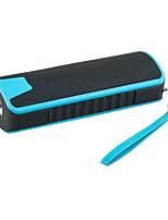 la tarjeta del TF resistente al agua con altavoces portátiles 4000mAh banco de potencia de alta fidelidad caja de resonancia con la luz