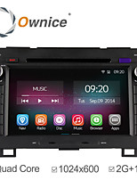 In-Dash For Greatwall H3 H5 Car DVD Player with Quad Core Pure Android 4.4 8