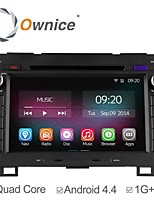 8 Inch 2 Din In-Dash Car DVD Player For Greatwall H3 H4 with Quad Core CPU Pure Android 4.4 OS GPS Navigation