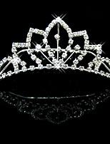 נזרים כיסוי ראש נשים חתונה / אירוע מיוחד ריינסטון / קריסטל / סגסוגת חתונה / אירוע מיוחד חלק 1