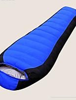 Sleeping Bag Mummy Bag Single -15℃ Duck Down 1500g 215X80 Outdoor KEEP WARM Gazelle Outdoors